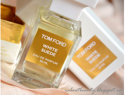 Tom Ford White Suede 100ml