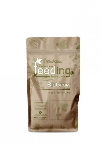 Powder Feeding BIO Grow 0.125 Kg