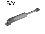 ! Б/У - Technic Linear Actuator with Dark Bluish Gray Ends, Light Bluish Gray (61927c01 / 4528037 / 4638507 / 6153715) - Б/У