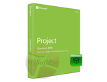 Microsoft Project 2016 32-bit/x64 Russian CEE Only EM DVD 076-05534