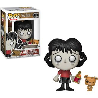 Фигурка Funko POP! Vinyl: Games: Don't Starve: Willow & Bernie