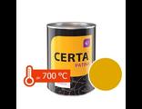 Термоэмаль Церта-Патина золото 0,5 кг