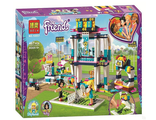 Конструктор BELA Friend Спортивная арена для Стефани  (Аналог LEGO Friends) 467 дет