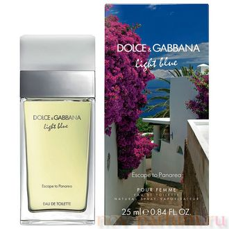 Dolce And Gabbana - Light Blue Escape to Panarea 100ml