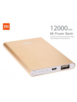 Power Bank Xiaomi 12000 mAh-1