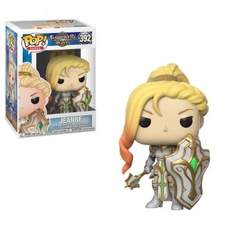 Фигурка Funko POP! Vinyl: Games: Summoners War: Paladin Light