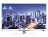 "Телевизор (ЖК) 24"" JVC LT 24M450W White (LED,1366x768,50Hz,DVB-T/C,USB-видео)"