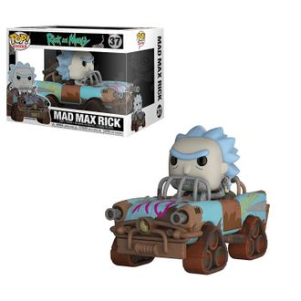 Фигурка Funko POP! Rides: Rick and Morty: Mad Max Rick