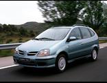 Обвес Nissan Almera Tino