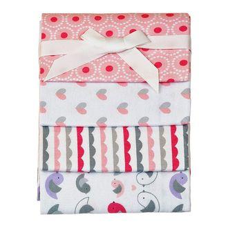 Пеленки для новорожденных Shapito by Giovanni Птички