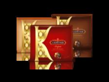 Шоколадные конфеты А.Коркунов 190 грамм