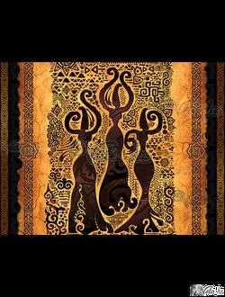 art-композиция «Танец».
