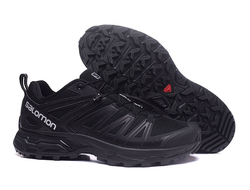Salomon X-Ultra Black/Blue Мужские (41-45)