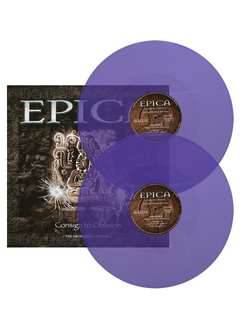 EPICA Consign to oblivion - The orchestral edition 2-LP