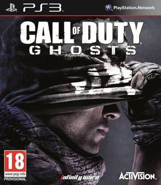 Call of Duty Ghosts для PS3