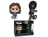 Фигурка Funko VYNL: Alien 40th: Xenomorph & Ripley with Tracker
