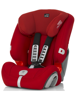 "Автокресло Britax - Romer ""EVOLVA"" 123 Plus (9 - 36 кг) + 500 бонусов"