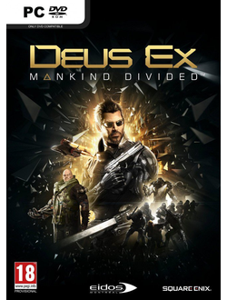 Deus Ex: Mankind Divided - Digital Deluxe Edition [STEAM] (PC) КЛЮЧ