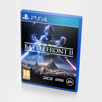 игра для PS4 Star Wars Battlefront II