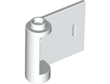 Door 1 x 3 x 2 Right - Open Between Top and Bottom Hinge (New Type), White (92263 / 6115628)