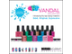 CND Vinylux Magenta Mischief 209 - Art Vandal Collection 2016