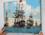 Пейзаж № 5 Корабли