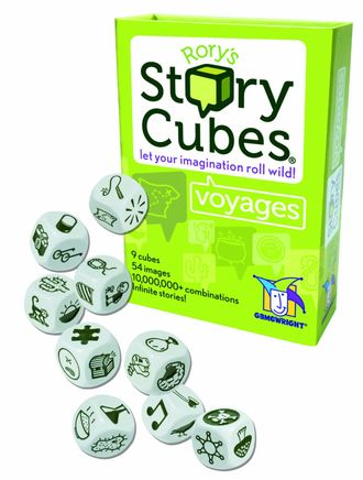Rory's Story Cube ( Voyages-edition)