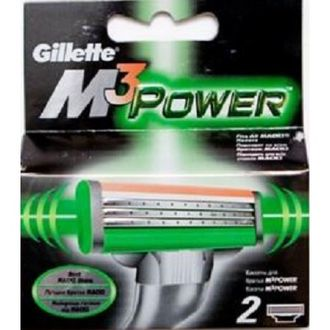 Gillette M3 Power - 2 шт.