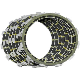 302-30-20013 Barnett CLUTCH FRICTION PLATE KIT CARBON FIBER 9 PLATES (37932-98, 99-17 Twin Cam)