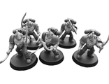 THOUSAND SONS LEGION KHENETAI OCCULT BLADE CABAL UPGRADE SET