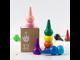 Восковые карандаши Playon Crayon классические цвета