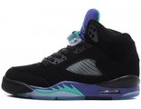 Air Jordan V Retro Black Grape (36-40) арт-007