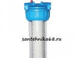 """Колба корпус с элементом для фильтра на воду 10"""" стандарт"""