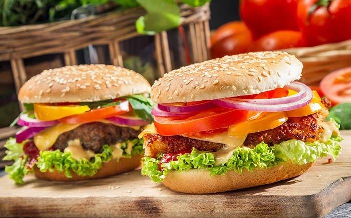 8 октября. СЕМЕЙНЫЙ мастер-класс: гамбургер, синнамон-ролл. Начало в 17:00