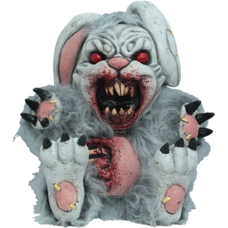 страшный кролик, заяц, зубастый, кровь, клыки, игрушка, страшная, ужасная, bad rabbit, ghoulish