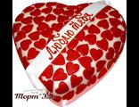 Торты ко Дню Святого Валентина