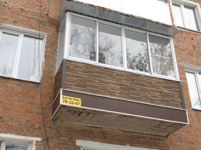 Остекление балконов фото. евро балконы фотографии - балкон к.