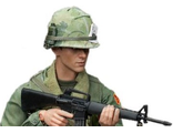 Коллекционная фигурка 1/6 Operation Cliff Dweller IV 1970 - 25th Infantry Division - ACE