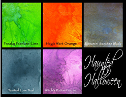 """Haunted Halloween""- MAGICAL powders"