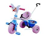 Детский трехколесный велосипед с ручкой для девочек Winx купить в спб недорого