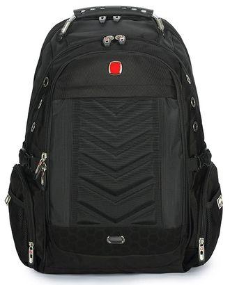 21da5d51bda6 Рюкзак SWISSWIN 8826 Black - купить за 1390 руб. Жми!