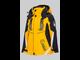 Куртка для мальчиков 515379, BILEMI (Билеми) цвет горцица, желтый сбоку