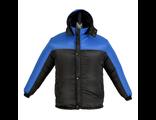 Мужская зимняя куртка артикул 0066 Размеры 66-80 (цвет синий)