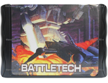 """Battle tech"" Игра для Сега ""Технологическая битва"" (Sega game)"