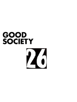Good Society: #26 INTENSE HYDRATION