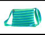 Детская сумка Medium Shoulder Bag голубой салатовый
