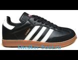 Кеды Adidas Samba черные