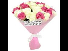 25 роз букет Клубнка