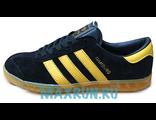 Кеды Adidas Gamburg черные