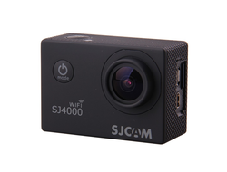 Экшн-камера SJCAM SJ4000 Sports HD DV WiFi черная